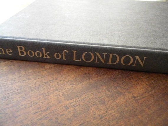 The Book of London coffee table book