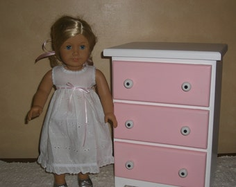 18inch Doll Dresser for American Girl Doll