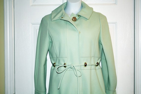 Rare Vintage Coat  Voyager West by Youthcraft