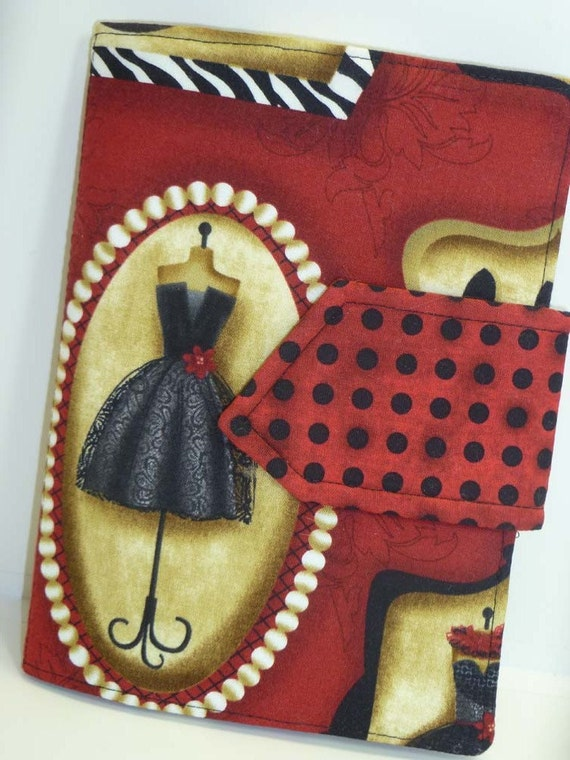 Fashionista by me-o-my eReader Cover Kindle Cover, Nook Cover, All Sizes FREE SHIPPING