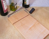 Maple Cheese Cutting Board and Cheese Slicer