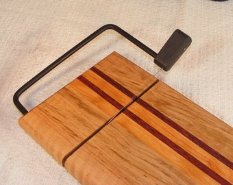 Cheese Slicer and Cheese Board - House Warming Gift