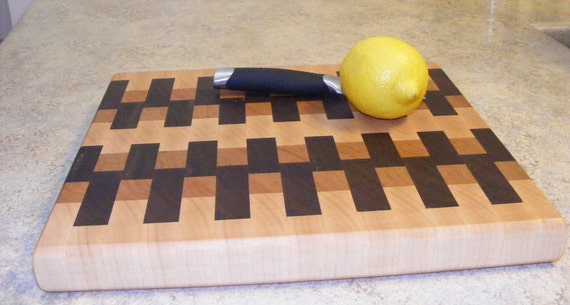 Special Order for Leslie - End Grain Cutting Board