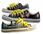 Harry Potter All Over Lo-Top Converse