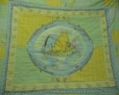 Winnie The Pooh Baby Quilt Boy