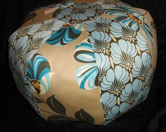 Ottoman - Gum Drop Amy Butler Version and Fabrics