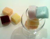 Sugar Scrub Cubes  - You Choose - Buy The Scents and Quantity You Want - Eco Friendly Packaging - Vegan Friendly