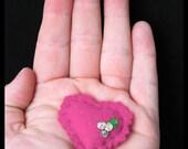 HEARTfelt Pin in Pink