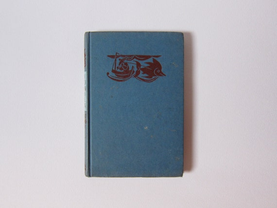 Vintage Book, The Old Man And The Sea