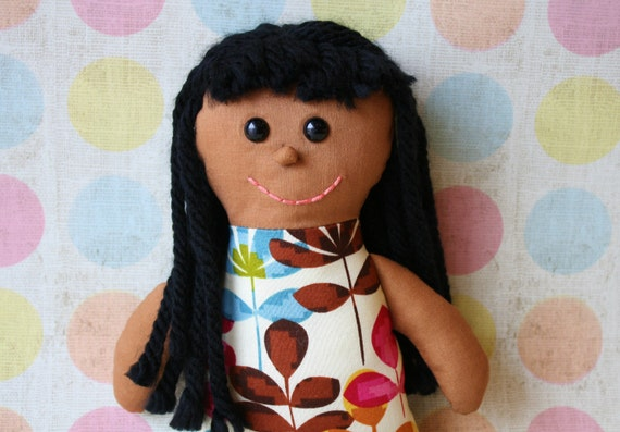 Leilani mini doll