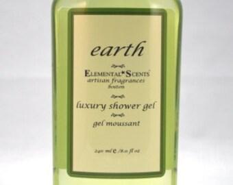 EARTH Shower & Bath Gel - 250 ml/8.0 oz