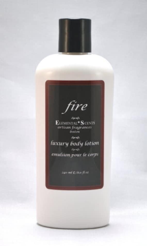 FIRE BODY LOTION - 250 ml/8.0 oz