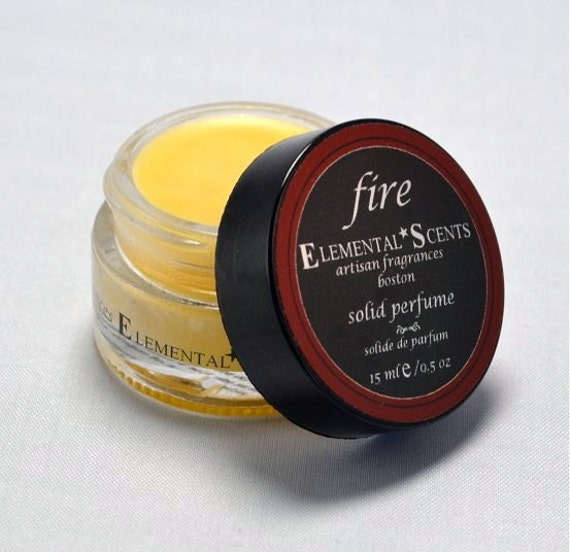 FIRE SOLID PERFUME - 15 ml/0.5 oz
