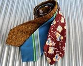 Vintage Neckties Ultra Mod 3 Pack