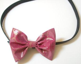 Bow Hairclip or   Belt  Bow Pin , Clip free shipping