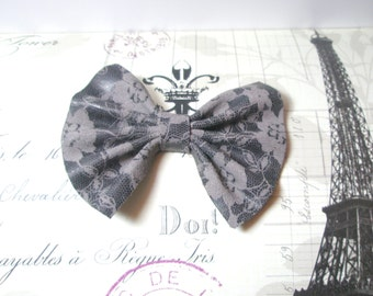 Bow Tie Necklace ,Bow Hairclip or   Belt  Bow Pin , Clip free shipping