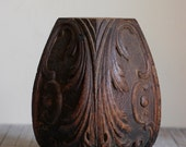 Architectural Salvage Carved Wood