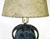 Mid Century MODERN Table Lamp: Reserved for Jean Marshall
