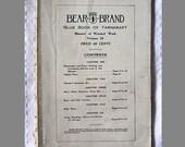 "ca. 1920 ""Bear Brand Blue Book of Yarncraft,"" vol. 29"