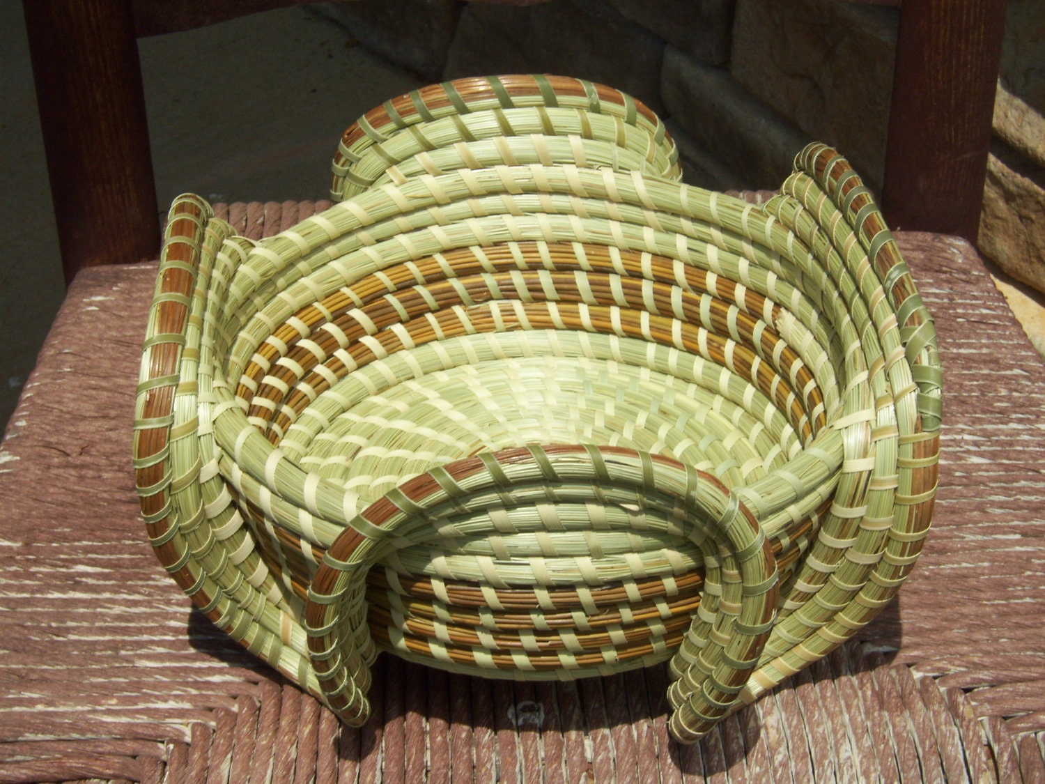 sweetgrass basket You searched for: sweetgrass baskets etsy is the home to thousands of handmade, vintage, and one-of-a-kind products and gifts related to your search no matter what you're looking for or where you are in the world, our global marketplace of sellers can help you find unique and affordable options let's get started.