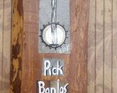 Pick Banjos Not Wars