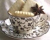 Anise Shortbread 1 Dozen Licorice Cookies