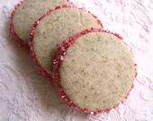 Tea Cookies Harvest Time Sampler Box 2 Dozen - You Choose Flavors