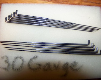 "10  Felting needles-30 Gauge-3 ""  Needles-coarse gauge"