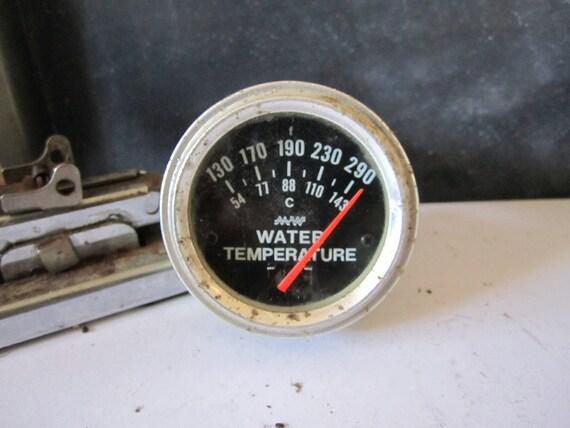 Industrial Water Pressure Gauge