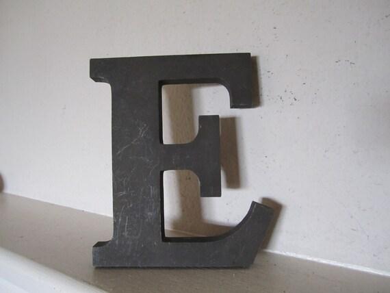 Industrial  Letter E