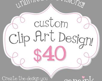 Custom Graphic Design - One Piece Clip Art