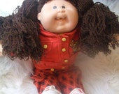 Cabbage Patch Kid HM19 Designer Line in Complete Outfit WONDERFUL
