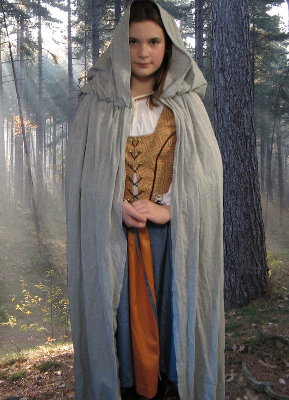 Unlined Elvish Cloak