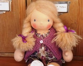 "Doll ""Fanny"" reserved for Stef, first payment"