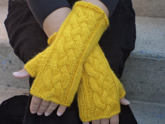 Clearance, 50% off, Fingerless Gloves, Wool