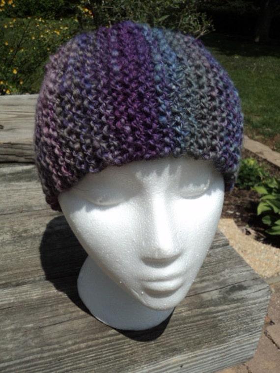 Ear Warmer, Headband, Hand Spun Wool