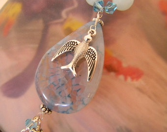 Above the Clouds Necklace