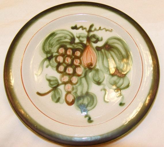 Large Round Platter/Chop Plate by John B Taylor Louisville Stoneware