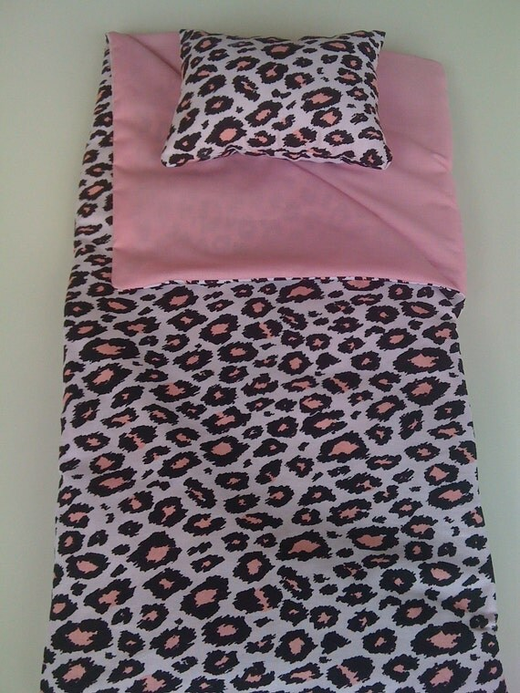 """Last One.  Ships today. """" PINK JAGUAR""""  Fits 18 inch American Girl Doll.  Sales Bags.  11-20"""