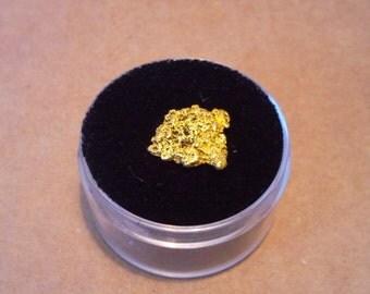 Quality Rare Farncomb Hill Gold specimen