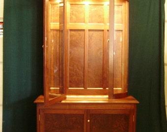 S C P Custom Gun/Display Cabinet