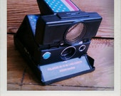 "Polaroid SX-70 Se Land Camera Sonar OneStep "" 'Merica"" - GUARANTEED WORKING"