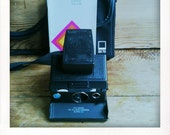 Polaroid SX-70 Land Camera Alpha Se With Bag and Manual - GUARANTEED WORKING