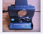 Polaroid SX-70 Se Land Camera Sonar OneStep - GUARANTEED WORKING