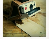 Polaroid SX-70 Land Camera Model 2 & Ever Ready Case - GUARANTEED WORKING