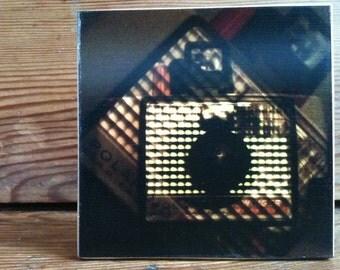 """Swingers Photo Block 4"""" X 4"""""""