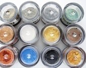 12 Brand New Pearl ex Powdered Pigments HC069