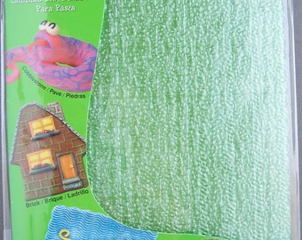 Brand New Makins Clay Texture sheets set A HC161