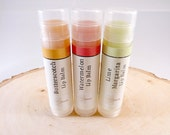 Lip Balm, Trio 3 Pack