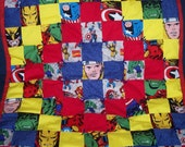 DOWN PAYMENT for Custom Made Avengers Quilt